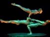 Trio de contorsion et de portés acrobatiques - Trio Héracles