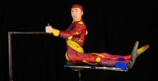 Incroyable Talent sur M6 : un contorsionniste propose son numéro
